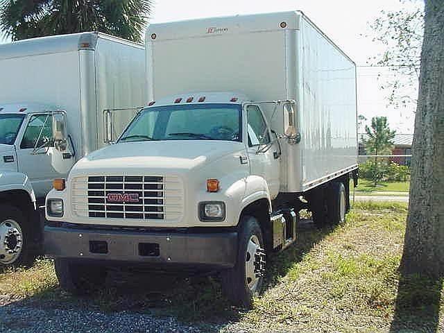 1999 Gmc Topkick C6500 Box Truck - Straight Truck
