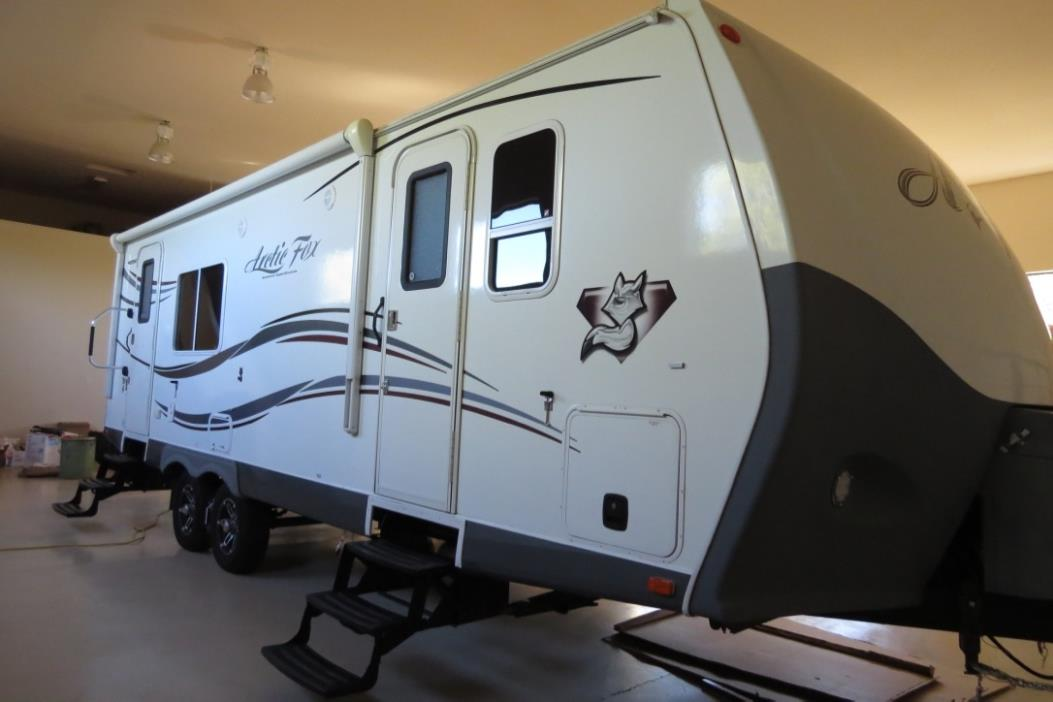 2014 Northwood Mfg ARCTIC FOX 25W