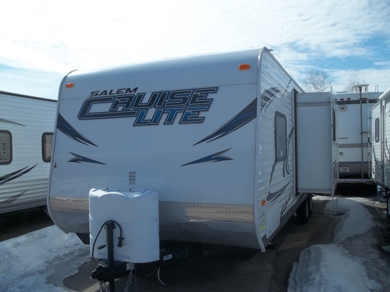 2013 Forest River Salem Cruise Lite 271BH