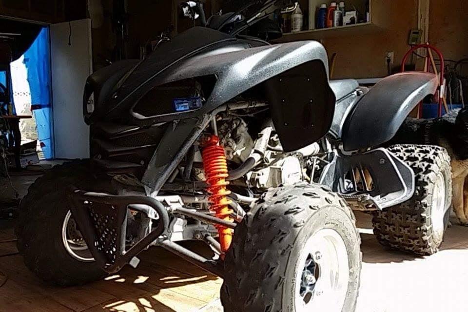 2005 kfx 700 motorcycles for sale. Black Bedroom Furniture Sets. Home Design Ideas