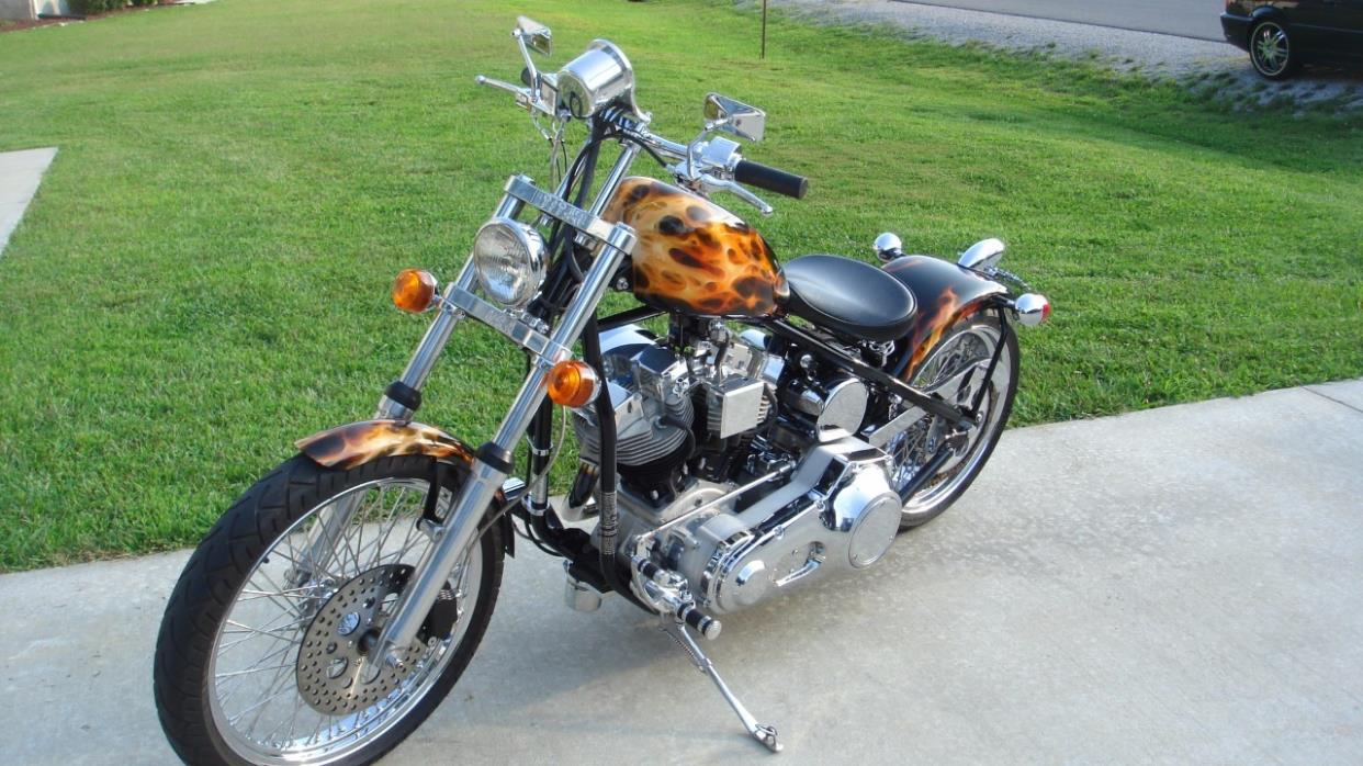 2006 Titan Motorcycle Co. BOBBER DELUXE