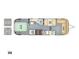 2017 Airstream International Signature 30