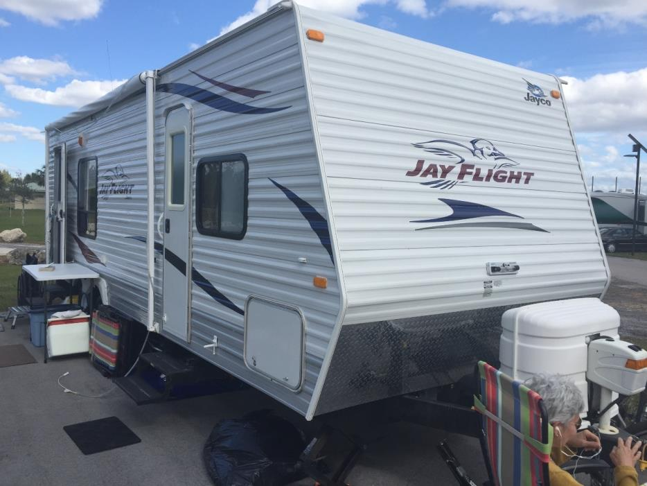 2010 Jayco JAY FLIGHT 24RKS