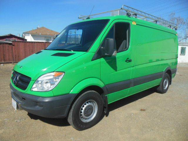 Mercedes benz sprinter van cars for sale for Mercedes benz sprinter price list