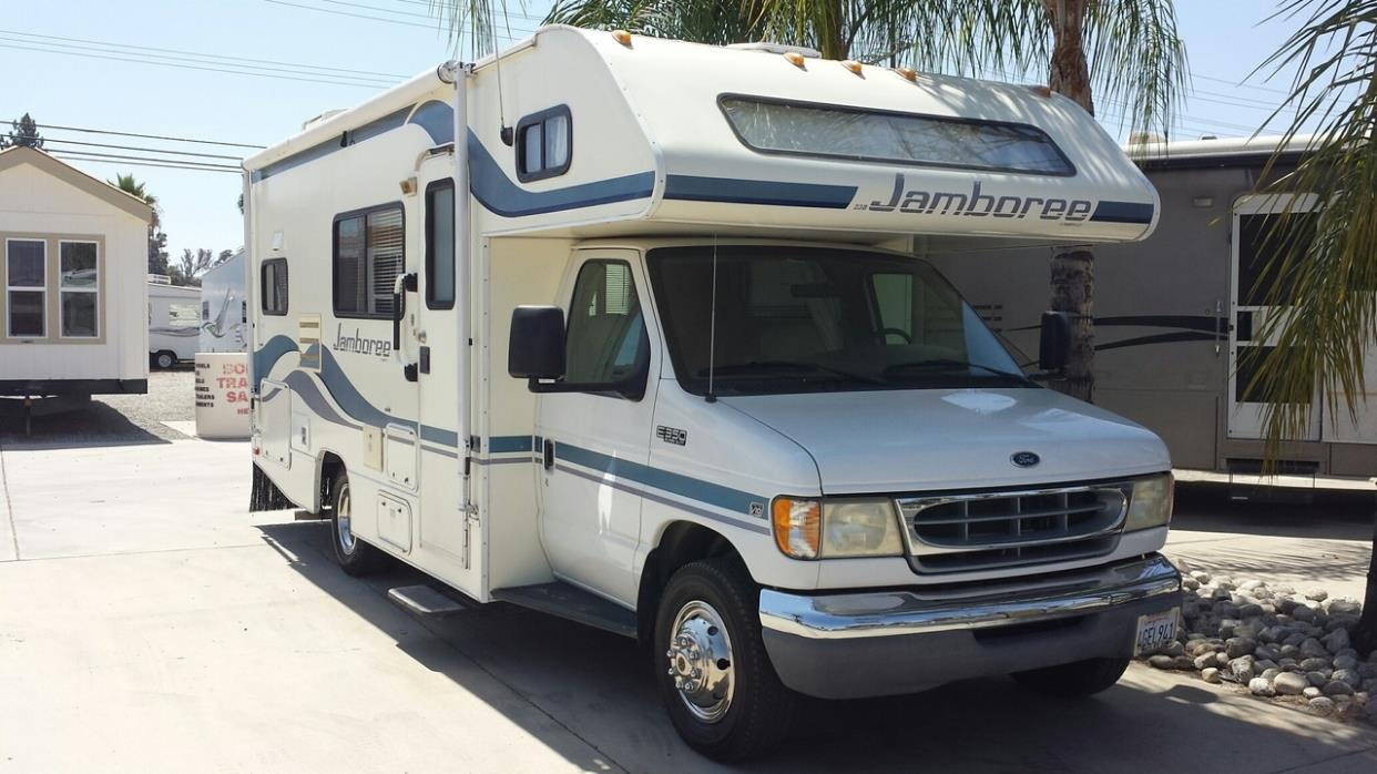 Fleetwood Jamboree 23 Rvs For Sale