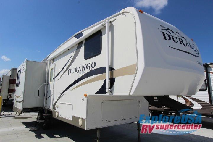 2010 Kz Durango D275RE