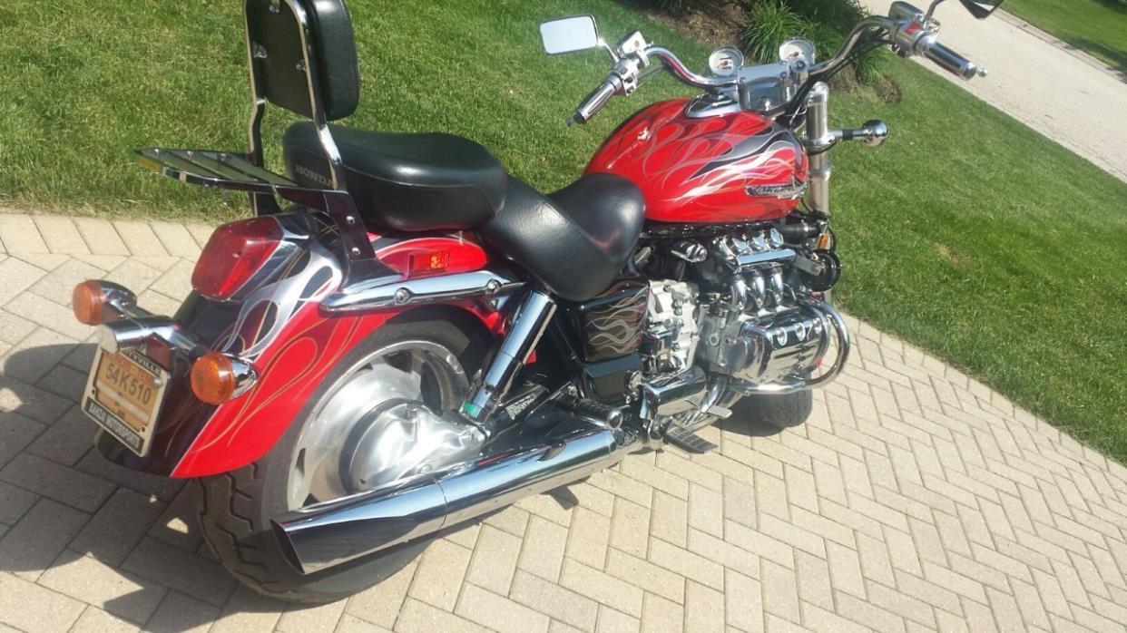 2000 goldwing 1500 motorcycles for sale. Black Bedroom Furniture Sets. Home Design Ideas