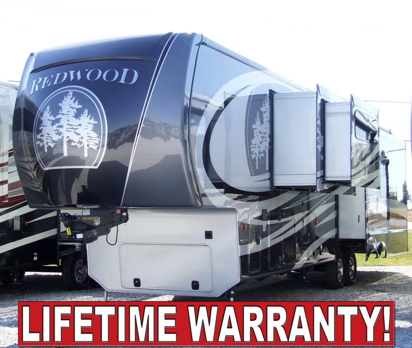 2017 Redwood Redwood RV 38RL