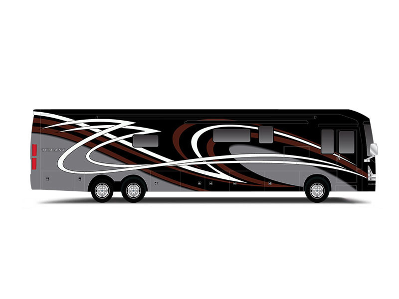 Thor tuscany 42gx rvs for sale in elkhart indiana for Thor motor coach elkhart in