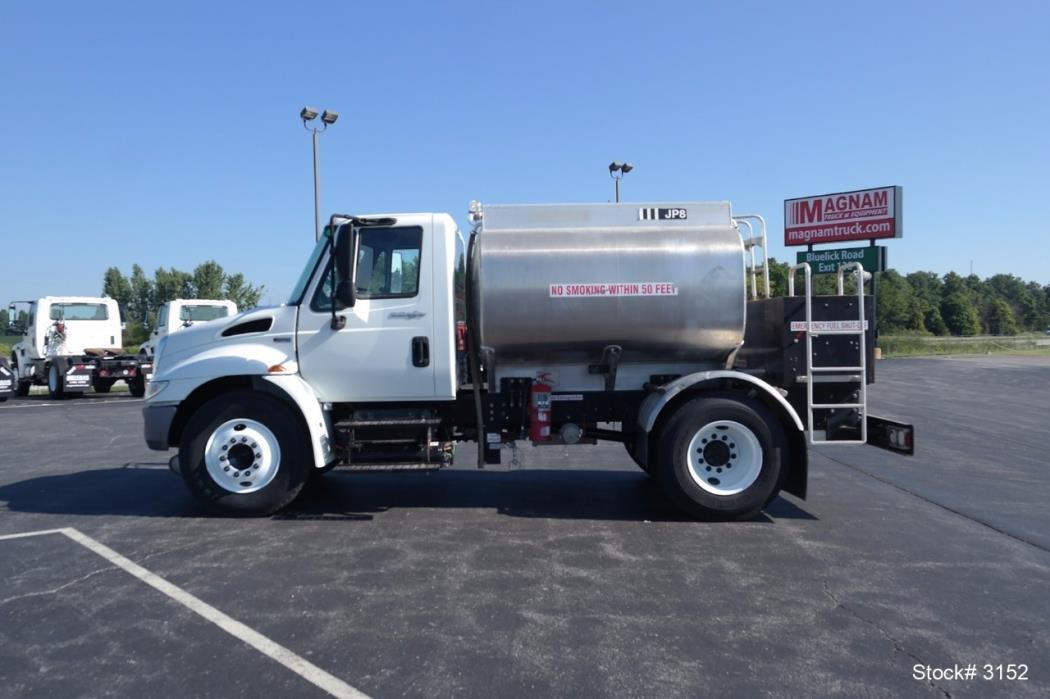 2012 International Durastar 4300 Tanker Truck