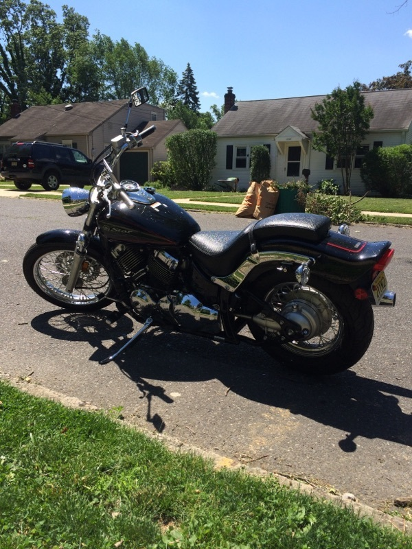 Yamaha v star 650 classic motorcycles for sale in new jersey for Yamaha motorcycles nj