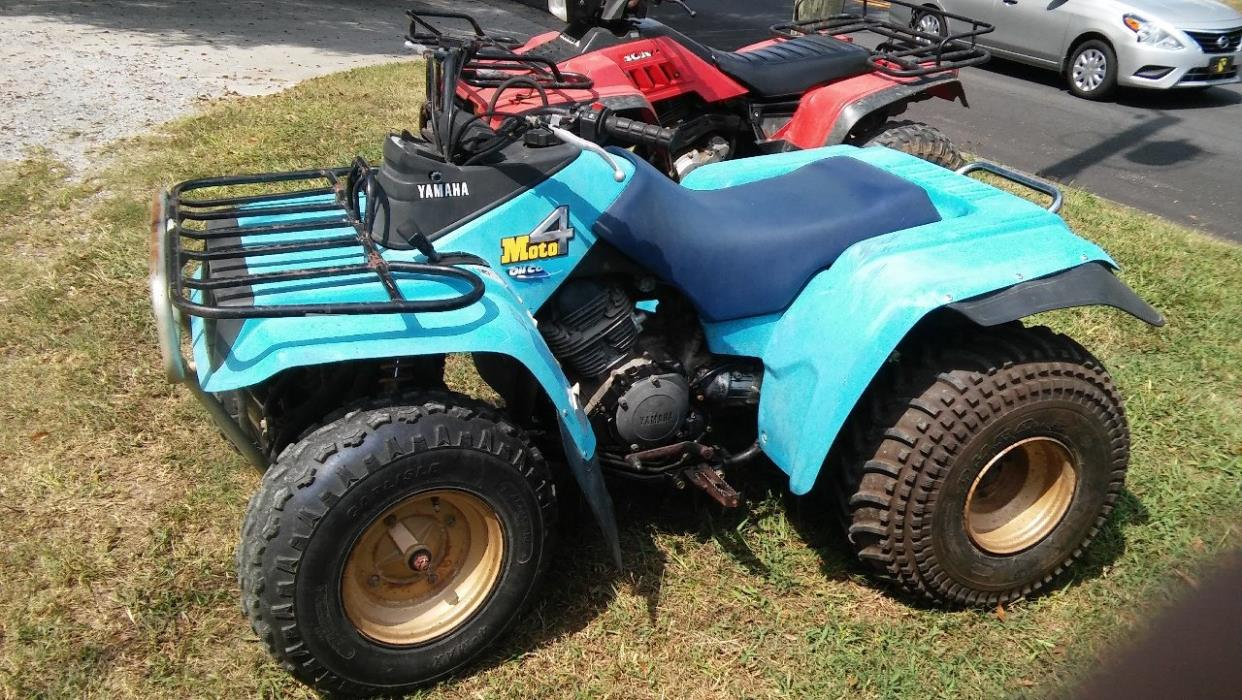 Yamaha Moto 4 Motorcycles for sale