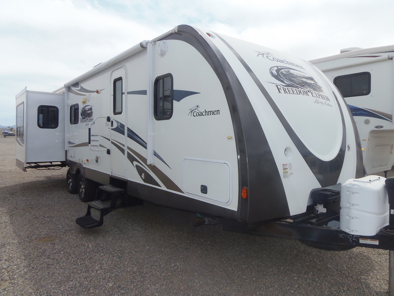 2013 Coachmen Freedom Express 296REDS