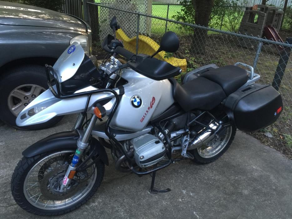2003 BMW K1200LT