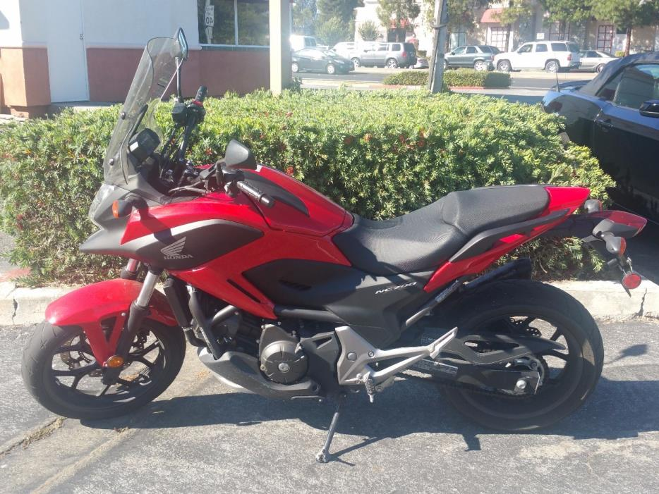 honda nc700x motorcycles for sale in tracy california