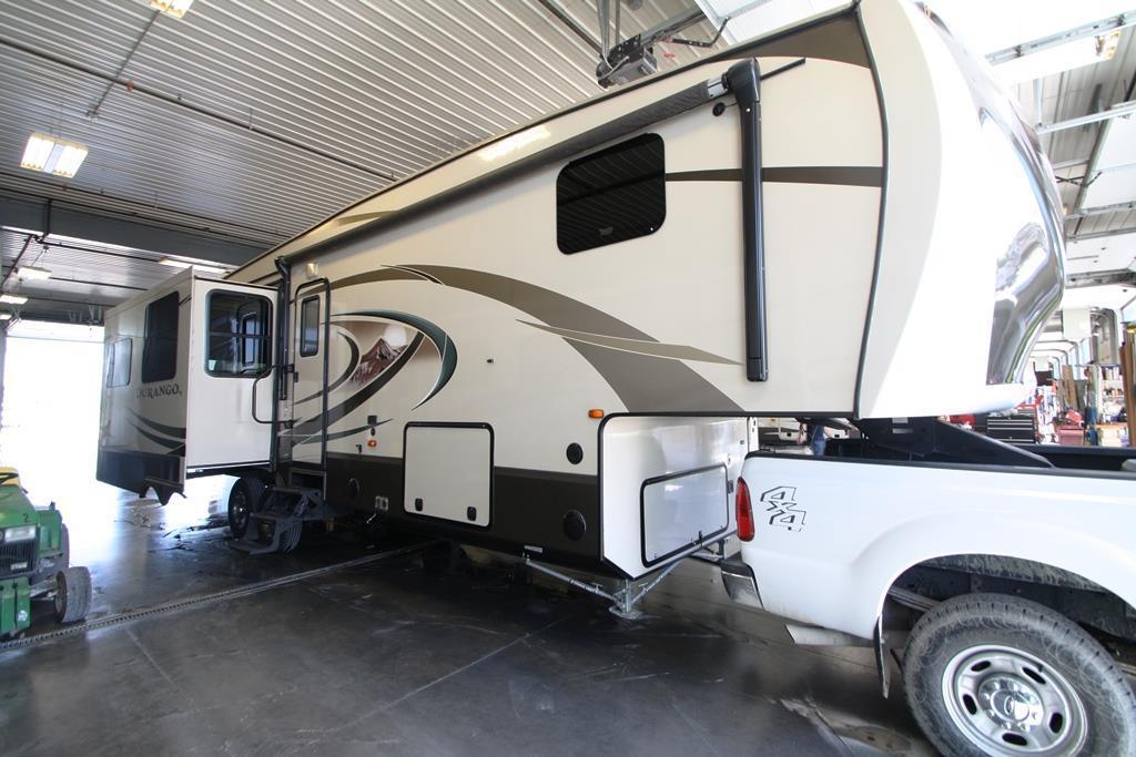 2015 K-Z Durango 355