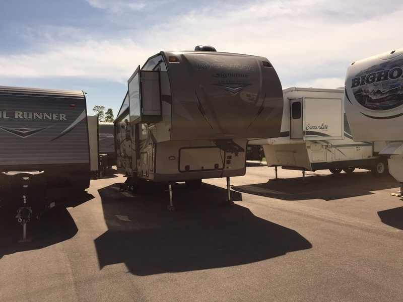 Forest River Rvs For Sale In Goshen Indiana