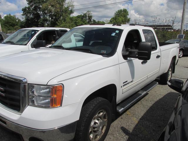 2008 Gmc Sierra 2500hd Sle  Pickup Truck