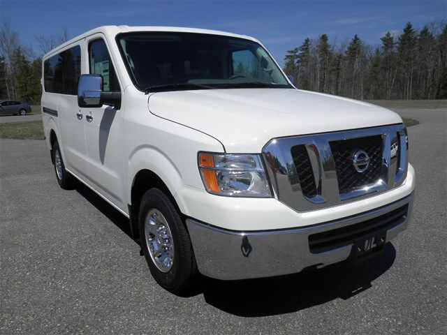 2016 Nissan Nv Passenger Nv3500 Hd Cargo Van
