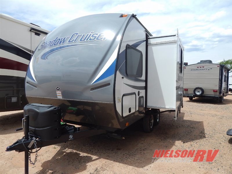 2015 Crossroads Rv Shadow Cruiser S-185FBS