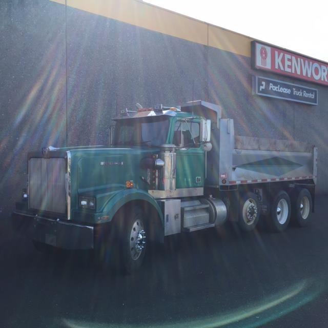1995 Western Star 4964f Dump Truck