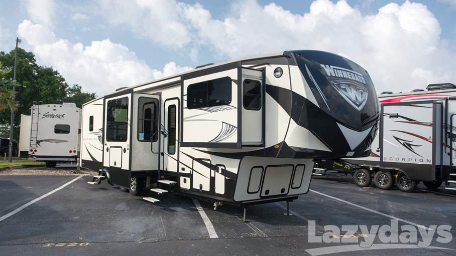 2017 Winnebago Destination 37FL