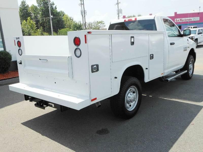 2014 Ram Ram Pickup 2500  Utility Truck - Service Truck