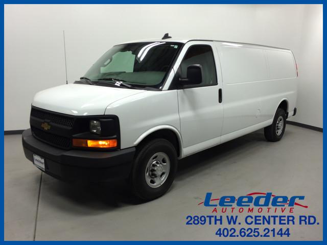 2016 Chevrolet Express Extended Cargo Van Cargo Van
