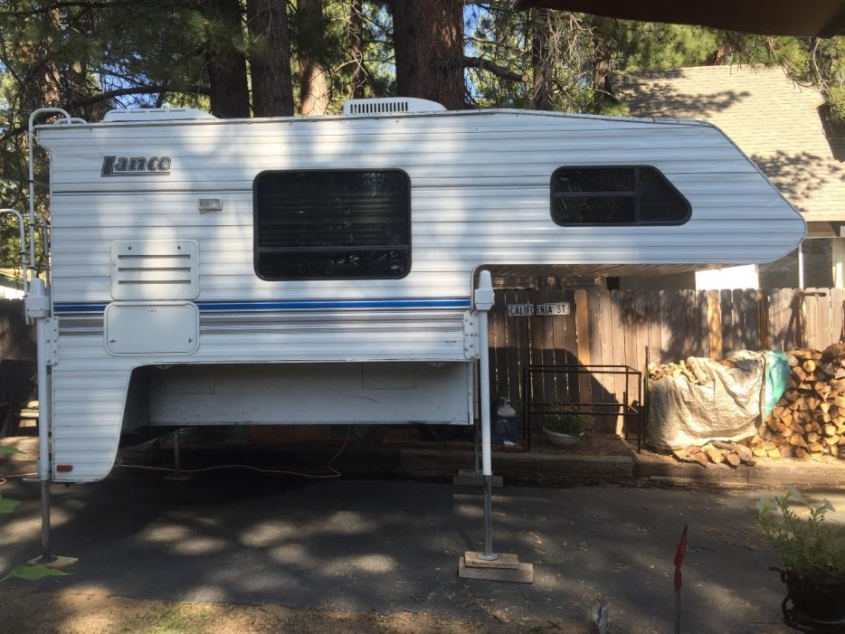 Lance 920 Rvs For Sale