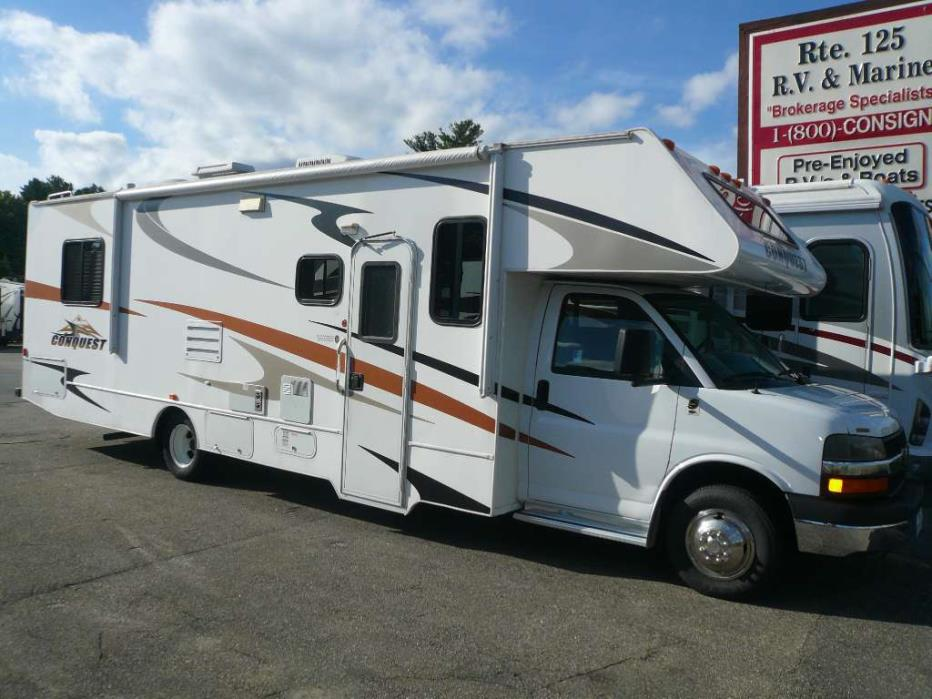 2008 Gulf Stream Conquest Independent 6316 Limited Editi