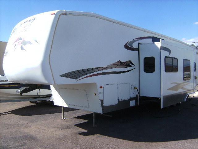 2005 Keystone RAPTOR 3512