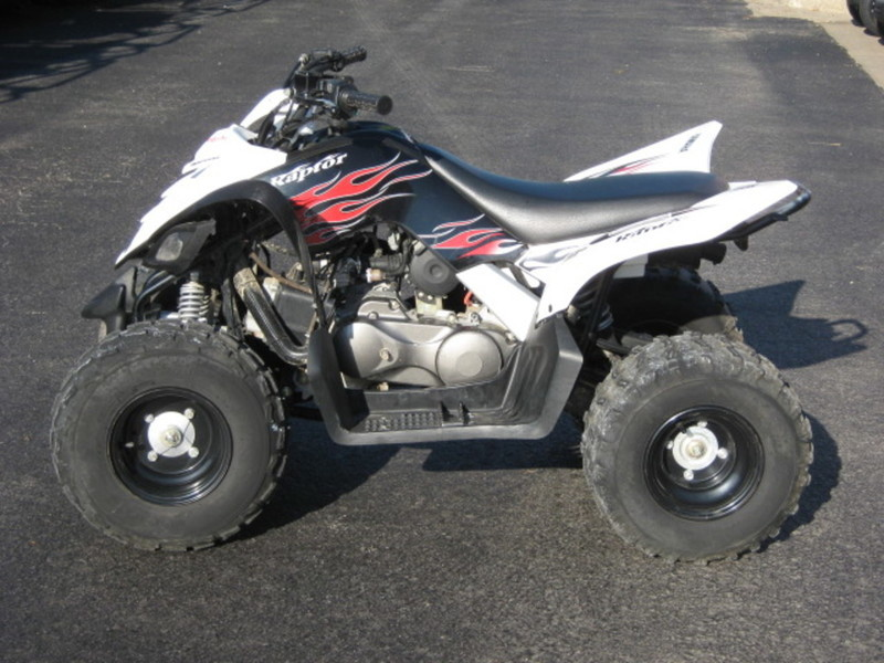 2009 yamaha raptor 90 motorcycles for sale for Used yamaha raptor 90 for sale