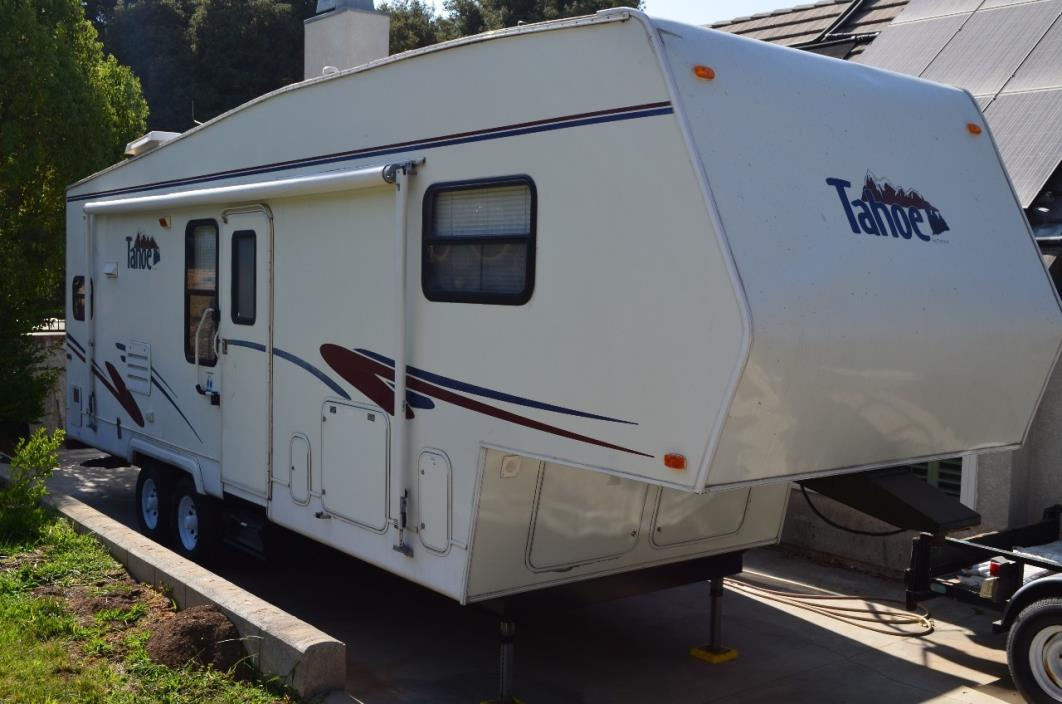 Thor motor coach tahoe 26rks rvs for sale for Thor motor coach rv for sale
