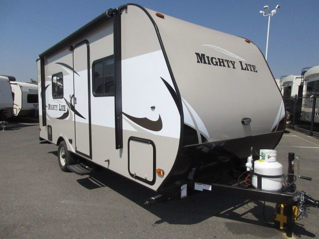 2017 Pacific Coachworks Mighty Lite 16RB Dry Weight 2290LB