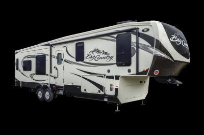 2017 Heartland Rv Big Country 3950FB