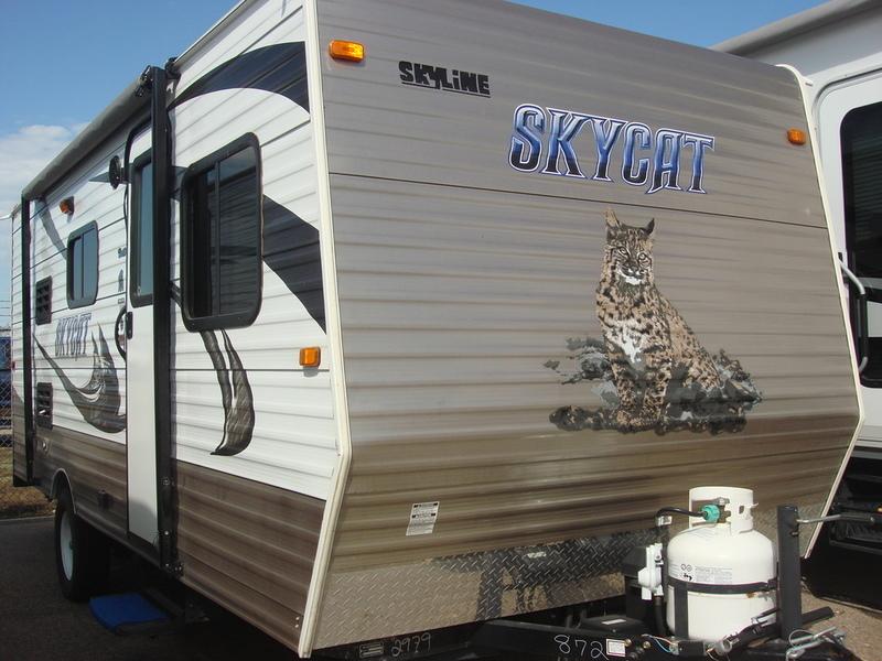 2014 Skyline Skycat 186B