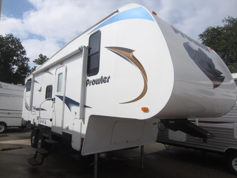 2011 Heartland Rv Prowler 26PS FB