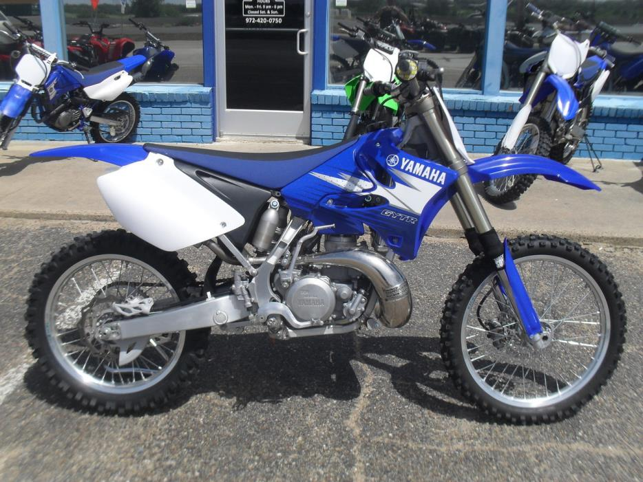 Yamaha yz 250 2 stroke motorcycles for sale for Yamaha 250 four stroke