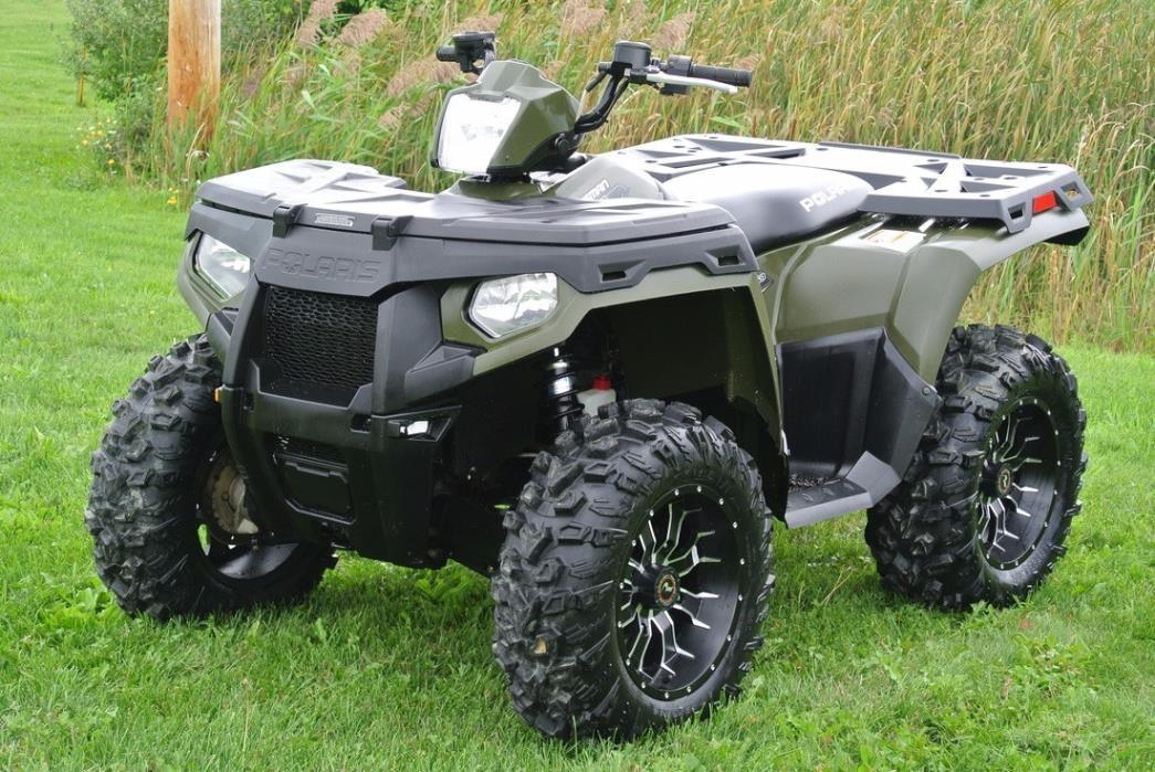 polaris sportsman 500 ho motorcycles for sale in michigan. Black Bedroom Furniture Sets. Home Design Ideas