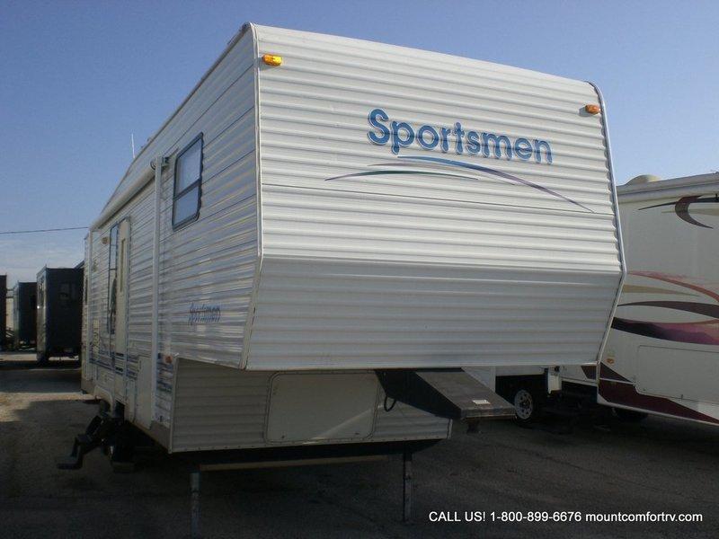 2000 Kz Rv Sportsmen 2851