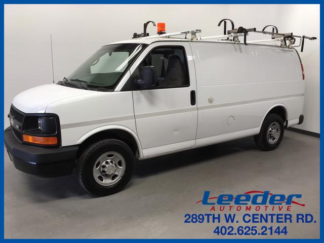 2007 Chevrolet Express Cargo Van Cargo Van