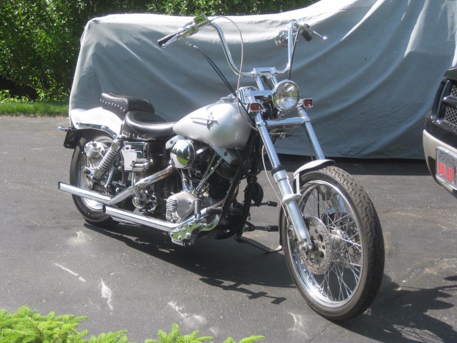 83 Shovelhead Motorcycles for sale