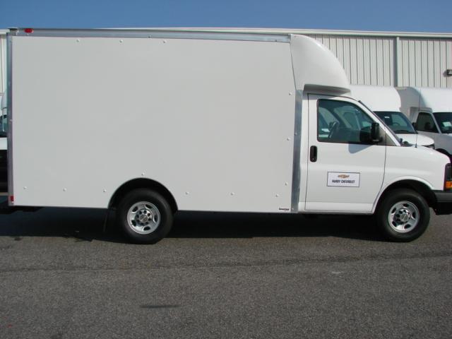 2015 Chevrolet Express G3500 Dry Van