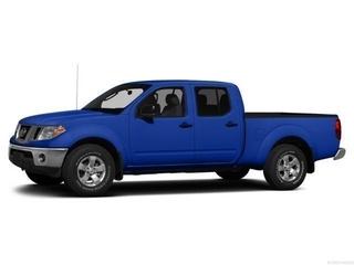 2013 Nissan Frontier 4wd Crew Cab Swb Auto Pro4x Pickup Truck