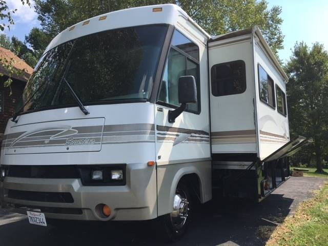 2001 Itasca SUNRISE 33V