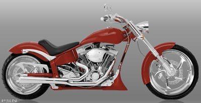 2004 Big Dog Motorcycles Bulldog