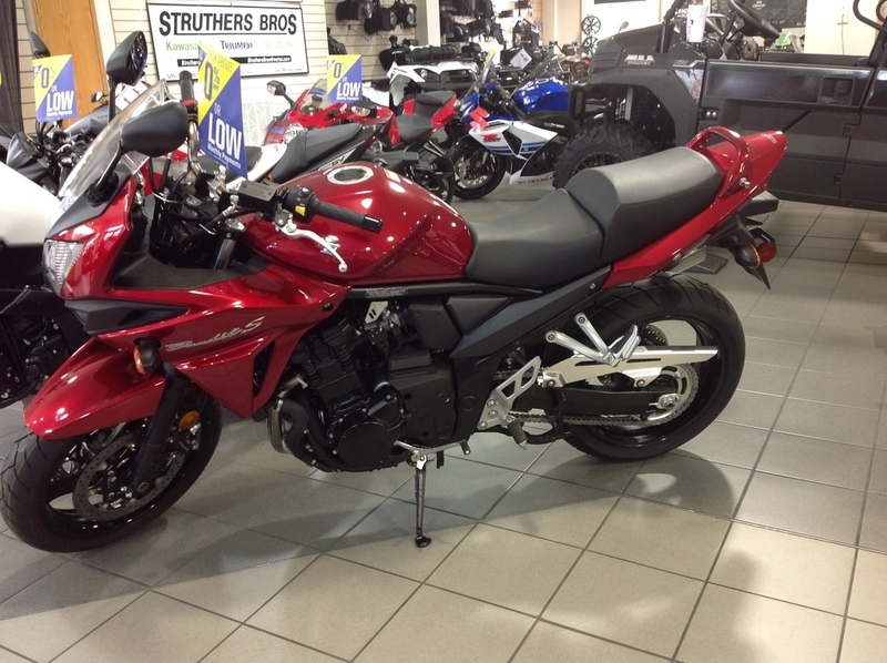 Suzuki bandit 1250s motorcycles for sale in iowa for Yamaha dealer des moines