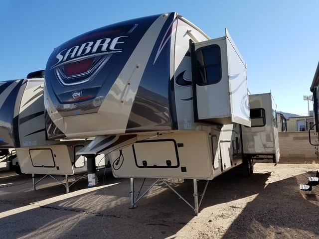 2015 Forest River SABRE 36QSB7