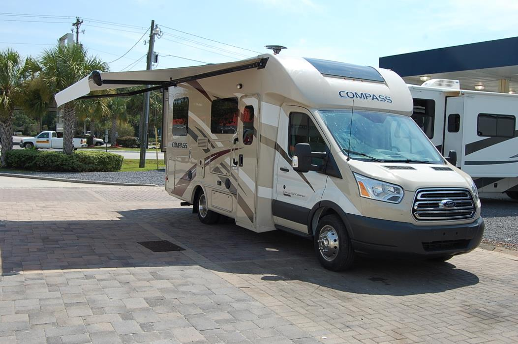 Thor Compass 23tr Diesel Class B Rvs For Sale