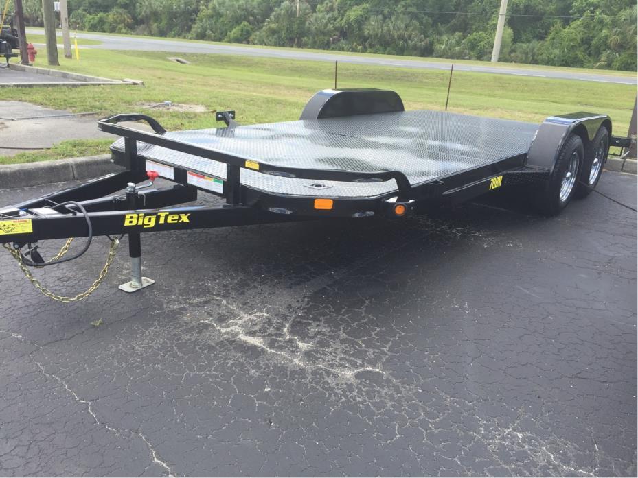 2015 Big Tex 70DM-18BK